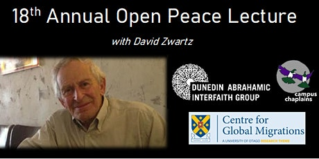18th Annual Open Peace Lecture tickets
