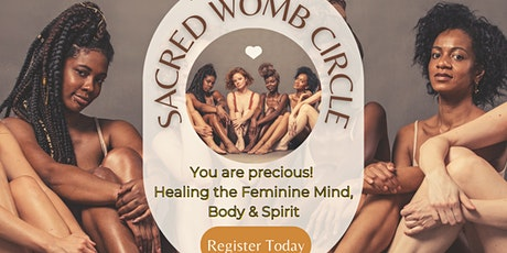 Gate to BEAUTIFUL Sacred Womb Circle tickets