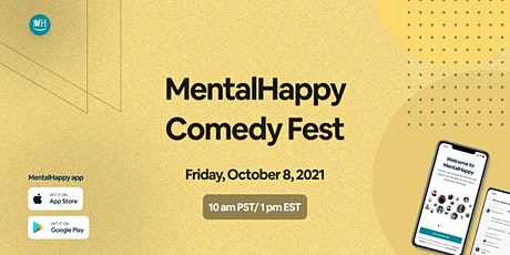 MentalHappy Comedy Fest tickets