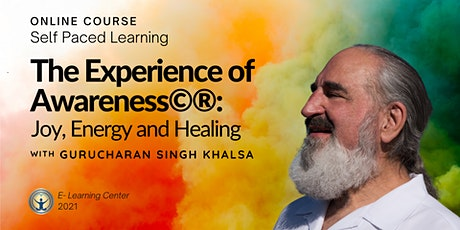 The Experience of Awareness©®: Joy, Energy and Healing tickets