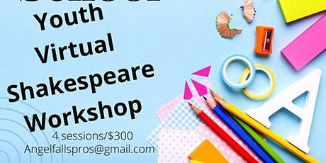 Youth theater Shakespeare Training Program tickets