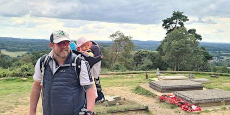 Little Explorers Parent & Child Hike - The Chantries tickets