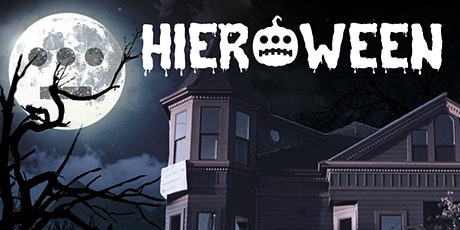 """Hiero Day along with The Sea Wolf Pub, Calibaba & UBB presents """"HIEROWEEN"""" tickets"""