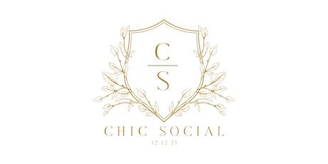 Chic Social Gala tickets