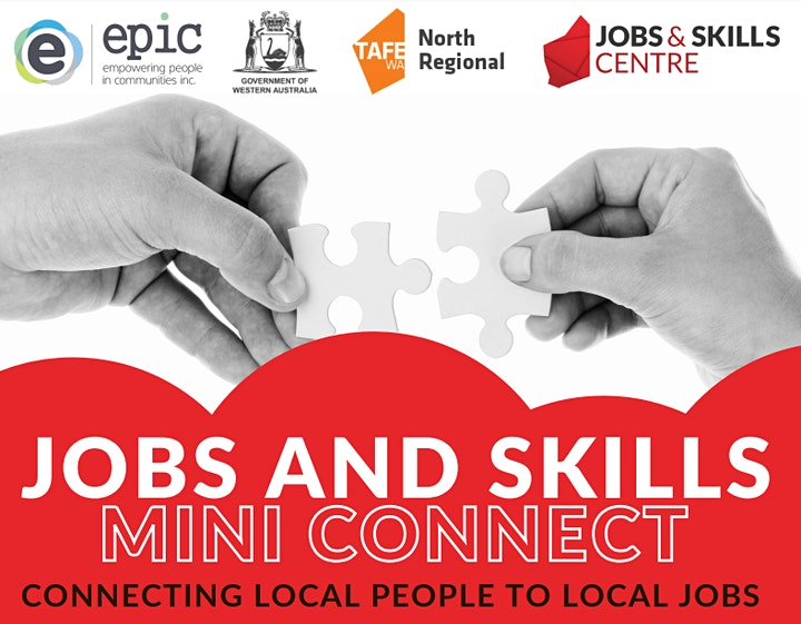 Jobs and Skills Mini Connect - 28th September 2021 image