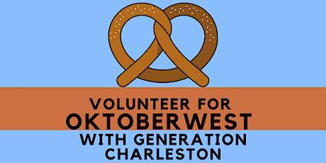 Volunteer for OktoberWest 2021 tickets