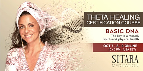 Theta Healing Certification Course  Basic tickets