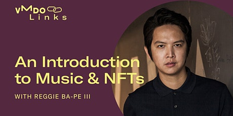 VMDO Links - An Introduction to Music and NFTs tickets