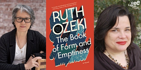 VIRTUAL - Ruth Ozeki | The Book of Form and Emptiness tickets