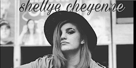 WOB Live Music (With Shellye Cheyenne) tickets
