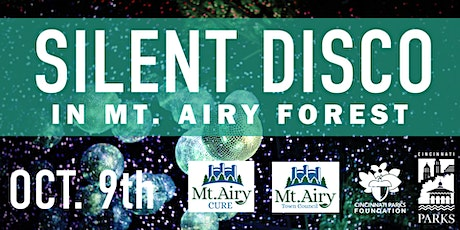 Silent Disco in Mt. Airy Forest! tickets