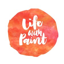 Life With Paint logo