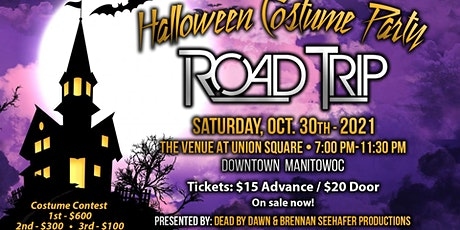 Halloween Costume Party with Road Trip tickets