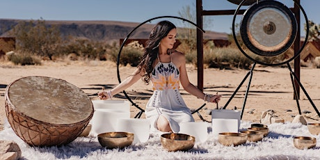Manifestation New Moon Sound Bath with Ana Netanel & Special  Guests tickets