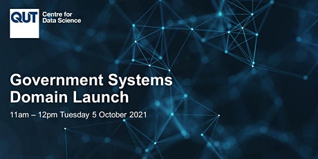 Government Systems Domain Launch tickets