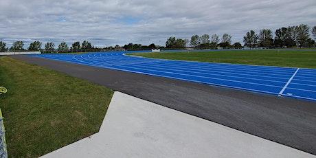 Inauguration piste d'athlétisme de Rimouski , 12 ans et + billets