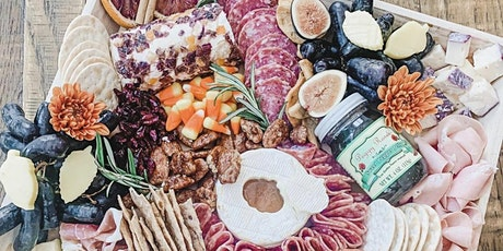 """""""Fall"""" Charcuterie Design & Wine Tasting with Grazin' Gals! tickets"""