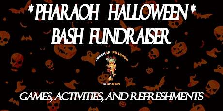 Pharaoh Halloween Bash tickets