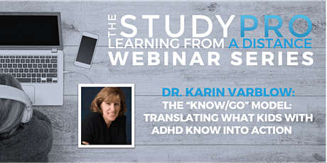 The Know/Go Model:  Translating What Kids with ADHD Know Into Action tickets