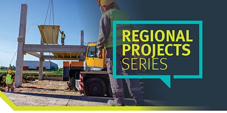 Regional Projects Series - Greater Whitsunday Council Projects tickets