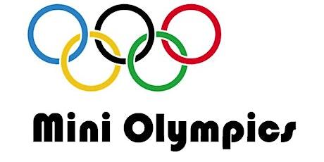 'Spring into Spring' Mini Olympics tickets