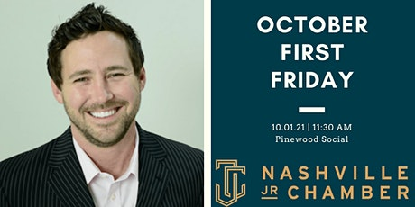 Nashville Junior Chamber First Friday tickets