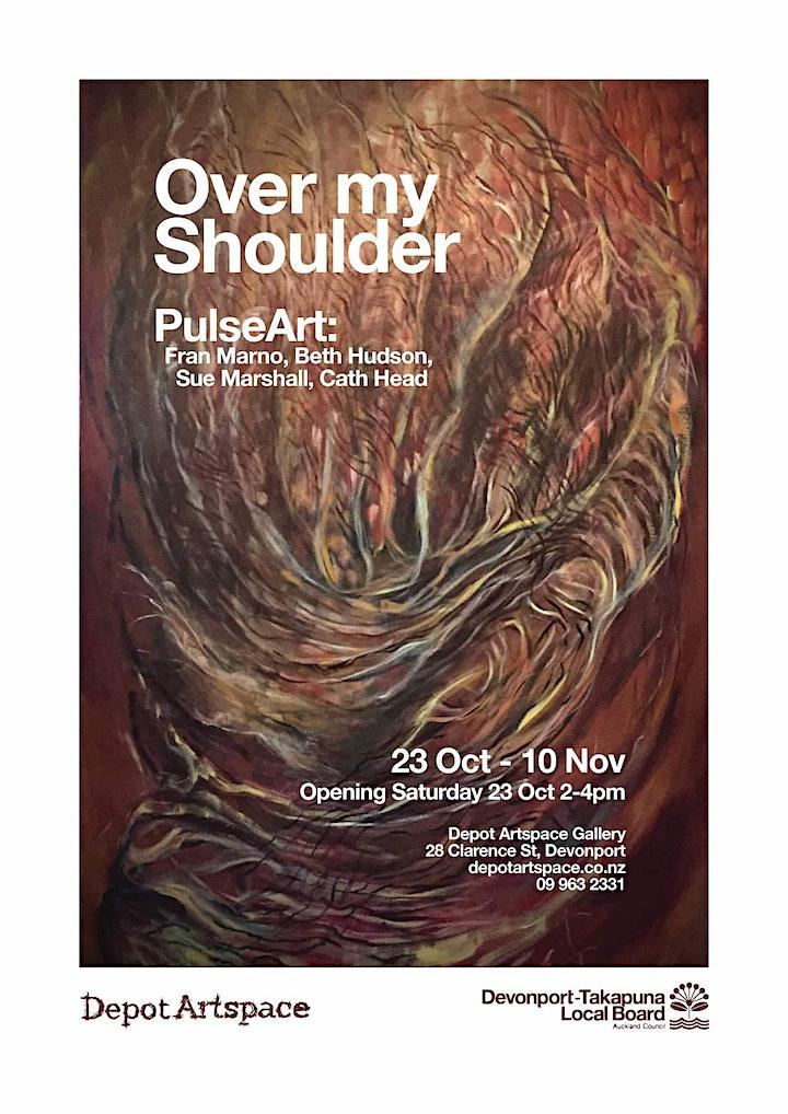 PulseArt – Over my Shoulder. image