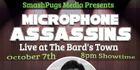 Microphone Assassins at The Bard's Town tickets