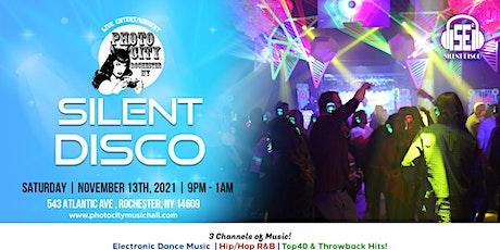 Photo City  Music Hall Silent Disco tickets