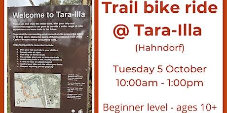 Trail Ride @ Tara Illa (Hahndorf) tickets