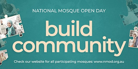 National Mosque Open Day tickets