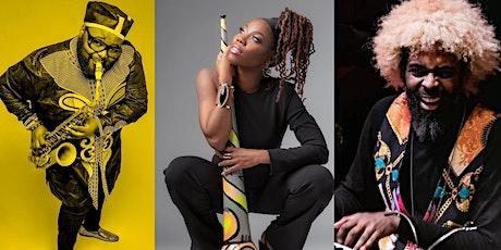 FREE: Fall Caribbean Flair:  Haitian Jazz Music @ Central Park tickets