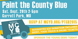 11th Annual Paint the County Blue