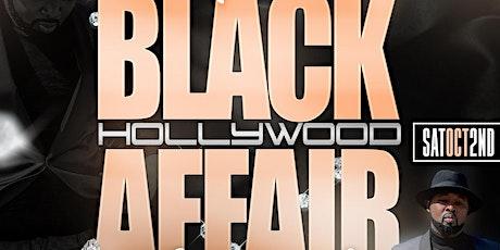 """Black Hollywood Affair…""""DIAMOMD"""" tickets"""
