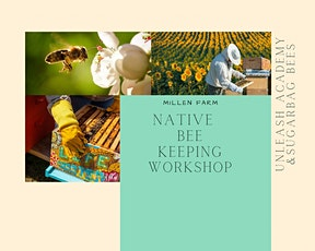 Native Bee Keeping Workshop- Full Day , Bookings Essential tickets