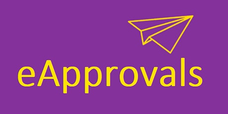 Getting Started in eApprovals tickets