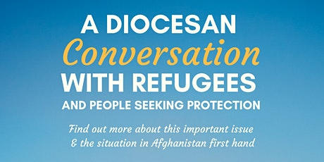Diocesan Conversation with Refugees and People Seeking Protection tickets