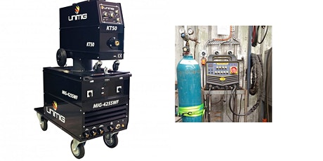 Tig & Mig Welder Induction (HSBNE Members Only) tickets