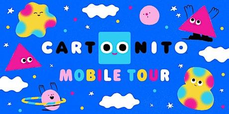 Cartoonito Mobile Tour - San Diego tickets