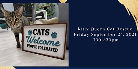 Crafting with Cats - Cats Welcome Sign tickets
