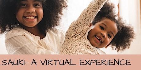SAUKI - A Virtual Experience tickets