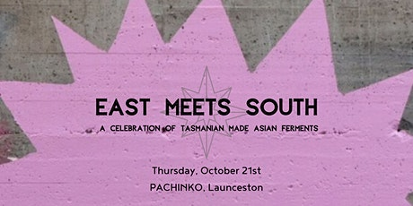East Meets South Dinner tickets