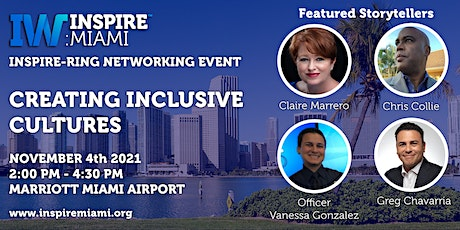 Creating Inclusive Cultures   An Inspiring Workplaces Networking Event tickets