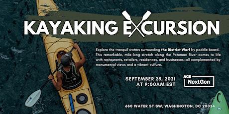 Kayaking at The Wharf tickets
