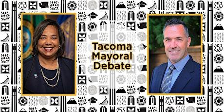 Tacoma Mayoral Debate Livestream tickets