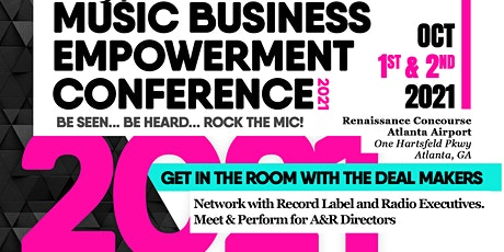 Music Business Empowerment Conference tickets