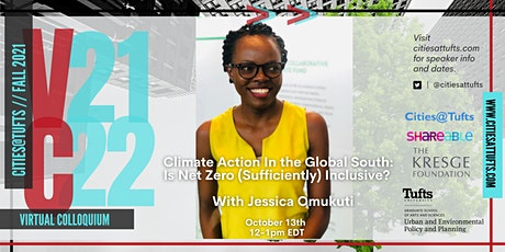 Climate Action In the Global South: Is Net Zero (Sufficiently) Inclusive? tickets
