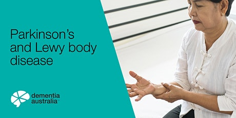 Parkinson's and Lewy body disease - Online- VIC tickets