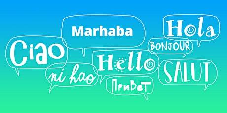 SBS Multilingual Research presentation tickets