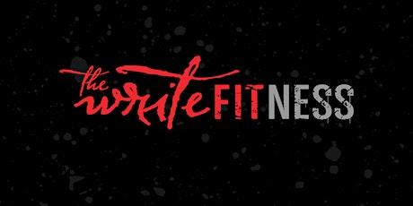 The Write Fitness Pop Up entradas